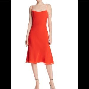 Finders Keepers red dress size 6 NWT